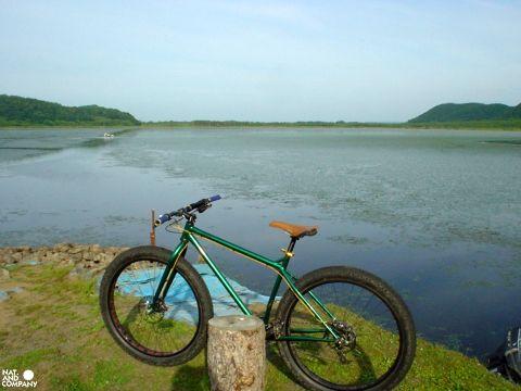 釧路湿原ファットバイクパグズレイミーティング2012_06