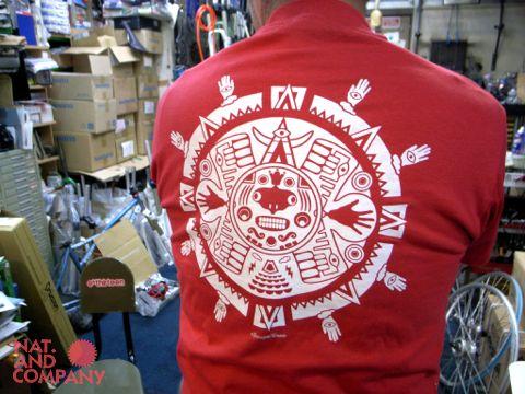 2012ワークショップ・モンキー559Tシャツ