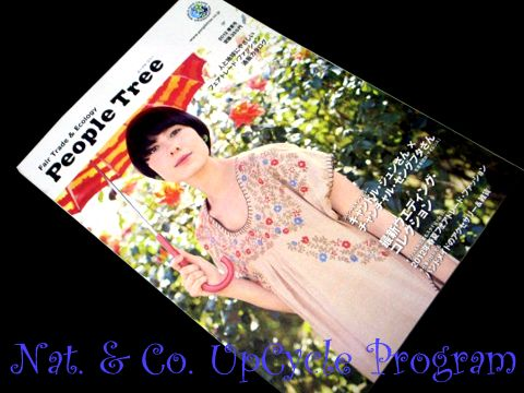 People Tree Catalog 2012 Spring&Summer Face