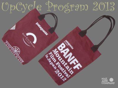 バンフアップサイクルバッグ2013(バーガンディ)