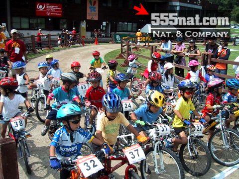 日本マウンテンバイク協会のサポート2012