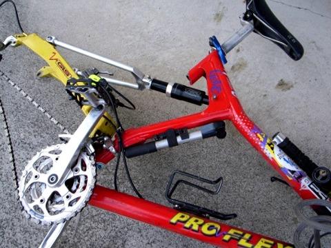 ガレージバイク・リサイクリング大作戦